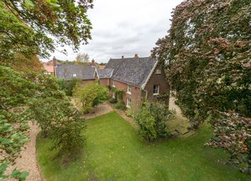 Thumbnail 8 bed detached house for sale in The Street, Tivetshall St. Mary, Norwich