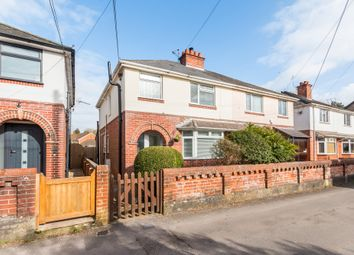 Thumbnail 3 bed semi-detached house for sale in Quomp, Ringwood