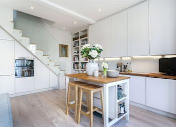 Thumbnail 2 bed end terrace house for sale in Hurlingham Road, London