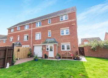 Thumbnail 1 bed semi-detached house for sale in Claudius Road, North Hykeham, Lincoln