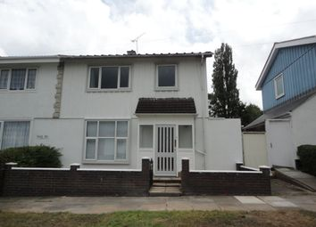 Thumbnail 4 bedroom semi-detached house to rent in Page Road, Canley, Coventry