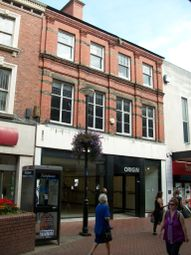 Thumbnail Retail premises for sale in 16 Regent Street, Wrexham