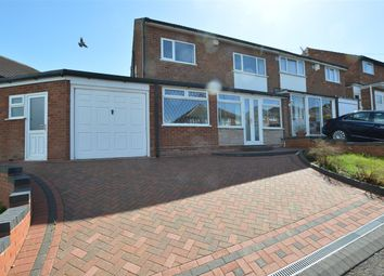Thumbnail 3 bed semi-detached house for sale in Comsey Road, Park Farm Estate, Great Barr, Birmingham
