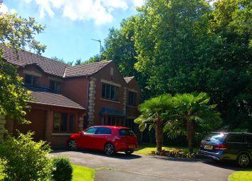Thumbnail 5 bedroom detached house for sale in Berkley Close, St Georges Park, Kirkham, Preston, Lancashire