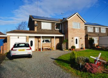 4 bed detached house for sale in Chelmer Close, North Hykeham, Lincoln LN6