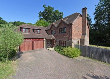 Thumbnail 5 bed detached house for sale in Oak Way, Ifold, West Sussex