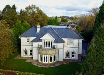 Thumbnail 5 bed detached house for sale in Yew Tree Way, Prestbury, Macclesfield