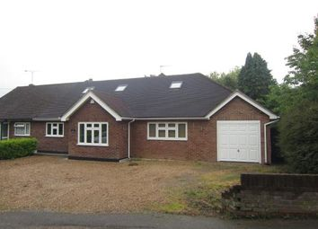 Thumbnail 3 bedroom bungalow for sale in Stanford Rivers, Ongar, Essex