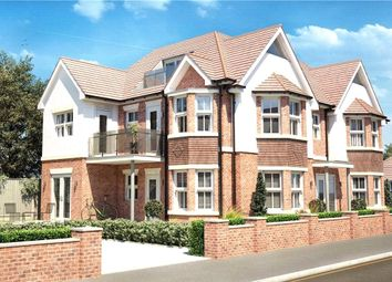 Thumbnail 2 bed flat for sale in Osborne Road, Lee On The Solent, Hampshire