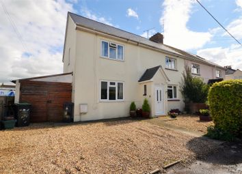 Thumbnail 4 bed semi-detached house for sale in Alder Close, Sturminster Newton