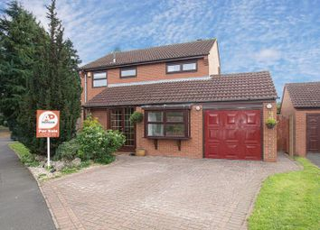 Thumbnail 4 bed detached house for sale in Cottage Lane, Marlbrook, Bromsgrove