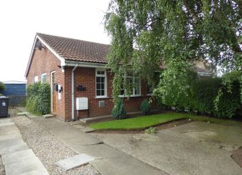 Thumbnail 2 bed semi-detached bungalow for sale in River View, Linton On Ouse, York