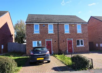 Thumbnail 2 bed semi-detached house for sale in Fieldhead Crescent, Batley