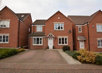 Thumbnail 4 bed detached house for sale in Rowan Mews, Robin Hood, Wakefield, Wakefield