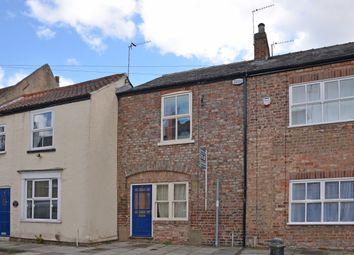 Thumbnail 1 bed terraced house to rent in Victor Street, York
