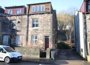 Thumbnail 4 bed end terrace house for sale in Rochdale Road, Walsden, Todmorden