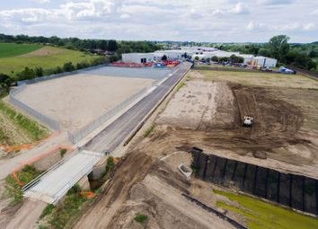 Thumbnail Land to let in New Lion Barn Industrial Estate, Needham