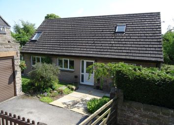 Thumbnail 4 bed detached bungalow for sale in Keeling Lane, Birchover, Derbyshire