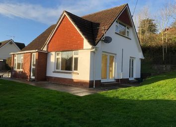 Thumbnail 4 bedroom detached bungalow for sale in Higher Park Road, Braunton