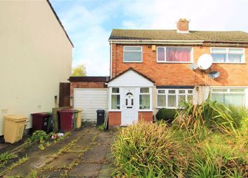 Thumbnail 3 bed semi-detached house for sale in New Lane, Breightmet, Bolton