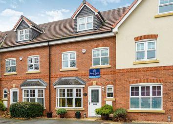 Thumbnail 4 bed terraced house for sale in Llys Onnen, Llandudno Junction