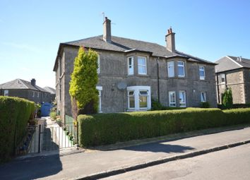 Thumbnail 2 bed flat for sale in Douglas Road, Dumbarton