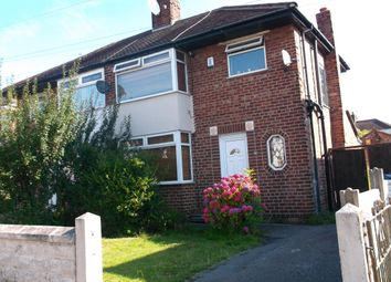 Thumbnail 3 bed semi-detached house to rent in Lydford Road, West Derby, Liverpool