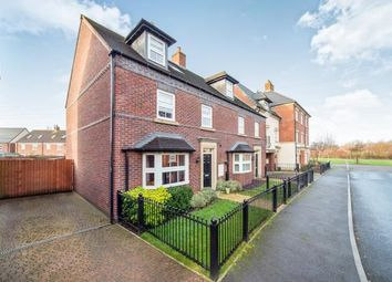 Thumbnail 4 bedroom semi-detached house for sale in Partington Square, Sandymoor, Runcorn, Cheshire
