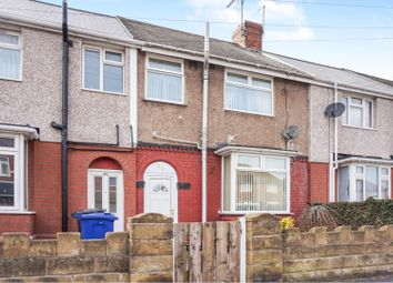 Thumbnail 2 bed terraced house for sale in Marshland Road, Moorends