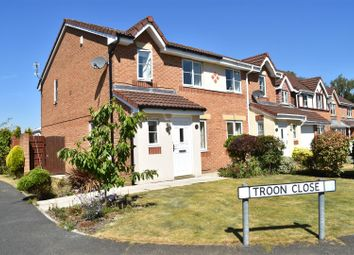 Thumbnail 4 bed semi-detached house for sale in Troon Close, Euxton, Chorley