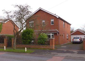 Thumbnail 4 bed detached house for sale in Highcross Road, Poulton-Le-Fylde