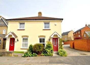 Thumbnail 2 bedroom semi-detached house for sale in Crofton Square, Sherfield-On-Loddon, Hook