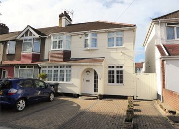 Thumbnail 4 bed terraced house for sale in Lynmouth Gardens, Perivale, Greenford, Greater London