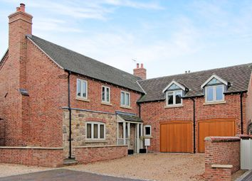 Thumbnail 5 bed detached house for sale in Pear Tree Mews, Breedon-On-The-Hill, Derby