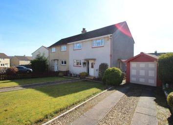 Thumbnail 3 bedroom semi-detached house for sale in Greenfaulds Crescent, Cumbernauld, Glasgow, North Lanarkshire