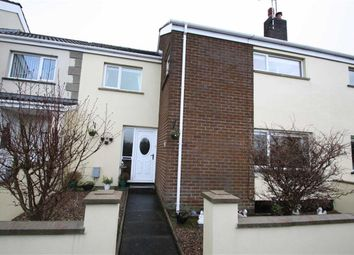 Thumbnail 4 bed terraced house for sale in Hillside Place, Ballynahinch, Down