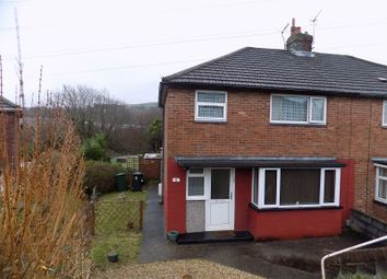 Thumbnail 3 bed semi-detached house for sale in Llansawel Crescent, Neath, Neath Port Talbot.
