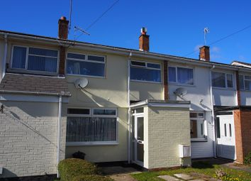 Thumbnail 3 bed terraced house to rent in Laburnum Close, Barry