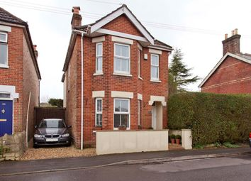 Thumbnail 3 bedroom detached house for sale in Recreation Road, Branksome, Poole