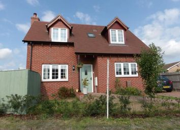 Thumbnail 2 bed detached house for sale in Wickham, Fareham, Hampshire