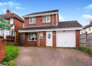 Thumbnail 3 bed detached house for sale in Hales Lane, Smethwick, Birmingham, West Midlands