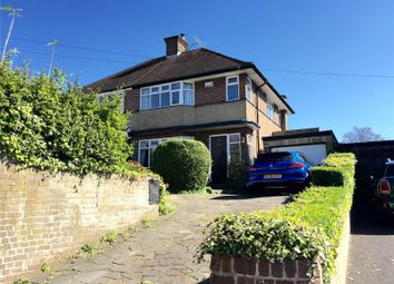Thumbnail 3 bed semi-detached house for sale in Hunton Bridge Hill, Hunton Bridge, Kings Langley