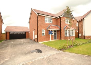 Thumbnail 4 bed detached house to rent in Teal Close, Wesham, Preston