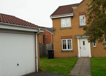 Thumbnail 3 bed semi-detached house for sale in Wrenbury Drive, Bilston