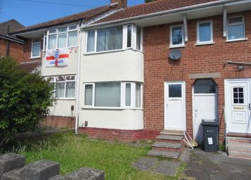 Thumbnail 2 bed terraced house to rent in Nuthurst Road, Longbridge, Birmingham