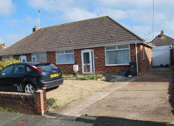 Thumbnail 2 bedroom semi-detached bungalow to rent in Ash Grove, Exmouth
