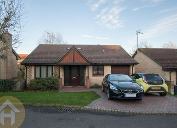 Thumbnail 4 bed detached house for sale in Fox Brook, Royal Wootton Bassett, Swindon