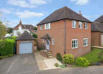 Thumbnail 3 bedroom detached house for sale in Dennes Mill Close, Wye, Ashford