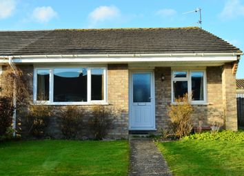 Thumbnail 2 bed semi-detached bungalow for sale in Lammas Close, Gillingham