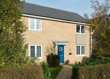 Thumbnail 4 bedroom semi-detached house for sale in Cromwell Drive, Huntingdon